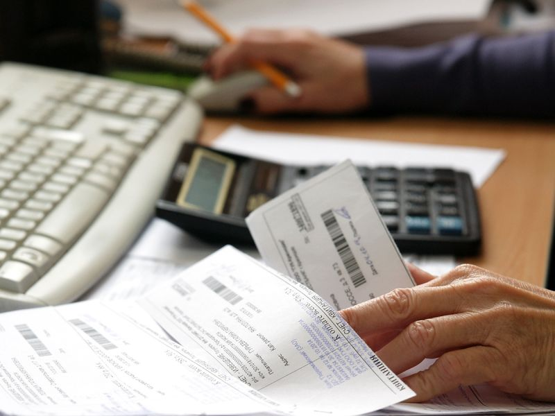 Средняя семья в России тратит на ЖКУ чуть более 5 тысяч рублей в месяц